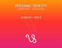 Personal idantity Verónica Ríos