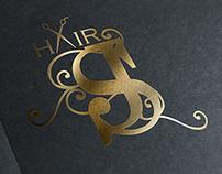 Logotipo - Hair JS