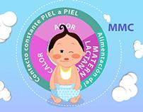 Bebés prematuros o BPN - infografía