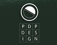 PDP Design Studio Logo