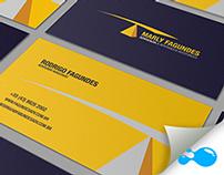 Marly Fagundes | Advogados e Associados [ Branding ]