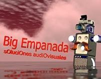 Ilustración (Big Empanada) 3D