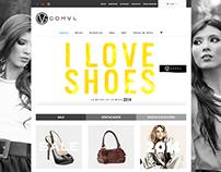 Página web Gomvi