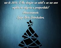 Cartão de Natal Beta 2015