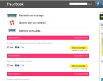 Freudbook - Red social de preguntas y respuestas