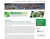 Web informativa para congreso