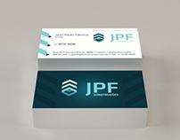 Branding for JPF Construções