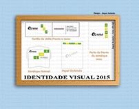 Identidade visual 2015