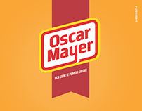 Gaitas Tipo Oscar de Oscar Mayer Caracas-Venezuela 2015