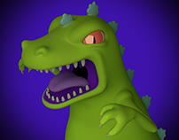 Reptar (Fan Art)