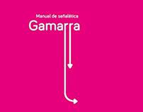 Manual de señalética para Gamarra PARTE 1