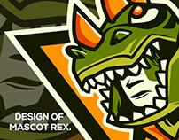 Mascot - Logo Sport - Brand