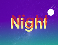 Minimalist night