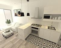 Diseño Interior: Proyecto Rubí