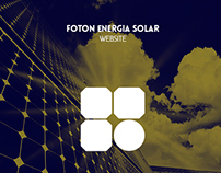 Foton Energia Solar website