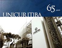 Livro Institucional - UNICURITIBA 65 anos