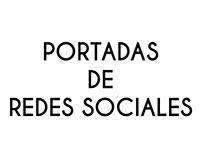 Portadas de Redes Sociales