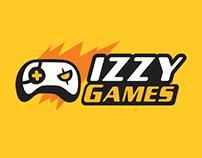 Logo - Izzy Games