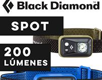 Plantillas para e-commerce Black Diamond