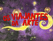 Os Viajantes da Arte - TCC - Joinville-SC, 2015