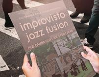 Improvisto Jazz Fusion En Vivo