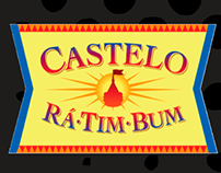 Castelo Ra-Tim-Bum - Social Media Design