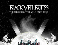 Black Veil Brides contest