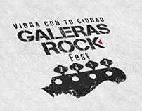 Galeras Rock Fest 2012