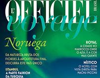 L'Officiel Voyage Brasil Ed. 01