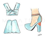 Look Illustration II