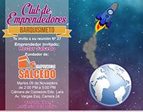Reunión nro. 27 del Club de Emprendedores Barquisimeto