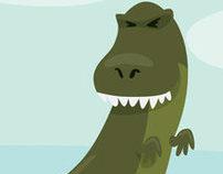 Cuttie Animals - Dinos