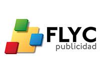 Imagotipo FLYC Publicidad