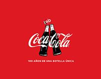 100 AÑOS DE UNA BOTELLA ÚNICA