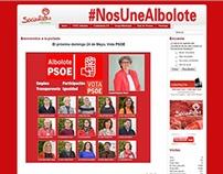 PSOE Albolote