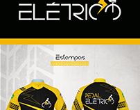 Logo + Estampa | Pedal Elétrico