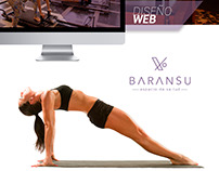 Diseño Web Baransu