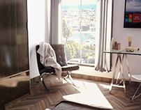 Archviz3D: Room job