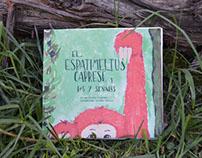 Libro álbum - El Espatimeltus Caprese y las 7 Señales