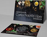 Tarjetas de Presentación | Business Cards