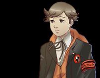 Ken Amada Persona 3