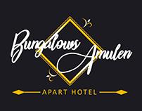 Sitio web www.bungalowsamulen.com.ar