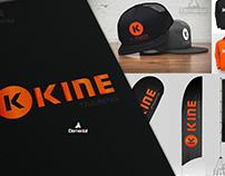 Branding para la Marca Kine Training - Madrid España