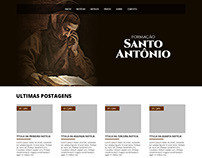 Layout PSD | Formação Santo Antônio