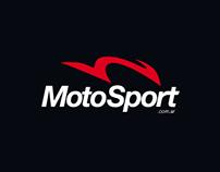 ReBranding motosport.com.ar
