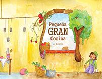 Pequeña Gran Cocina Libro-álbum