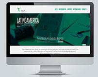 Propuesta de diseño sitio web