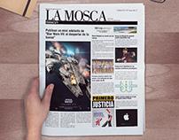 portada de periodico
