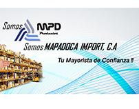 Web Mapadoca Import C.A
