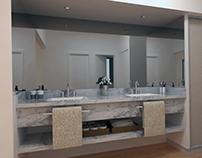 Diseño interior baño